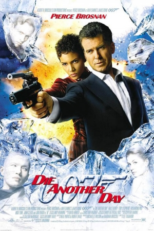 Die Another Day one sheet