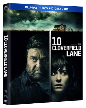 10 Cloverfield Lane on Blu-ray Disc
