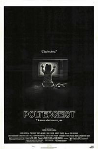 Poltergeist one sheet