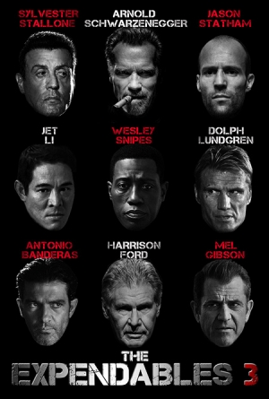 The Expendables 3 coming to Blu-ray