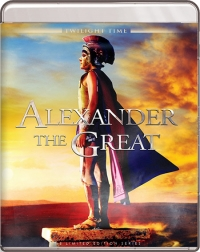 Alexander the Great Blu-ray