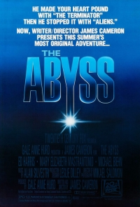 The Abyss (one sheet)