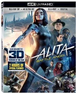 Alita: Battle Angel (4K Ultra HD)