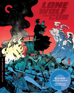 Criterion's Lone Wolf & Cub on Blu-ray