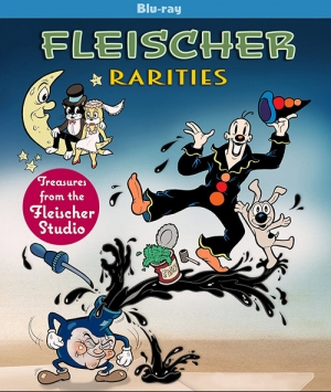 Fleischer Rarities (Blu-ray Disc)