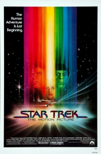 Star Trek: The Motion Picture (one sheet)