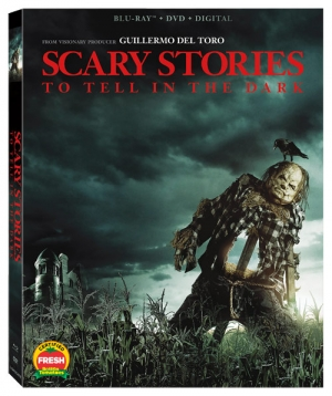 Scary Stories to Tell in the Dark (Blu-ray Disc)