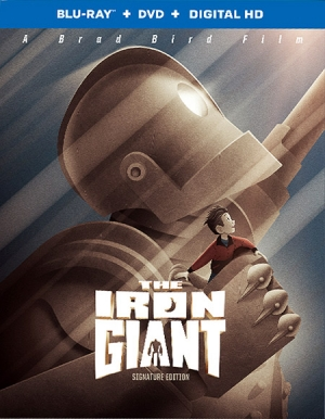 The Iron Giant: Signature Edition on Blu-ray