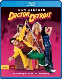Doctor Detroit: Shout Select (Blu-ray Disc)