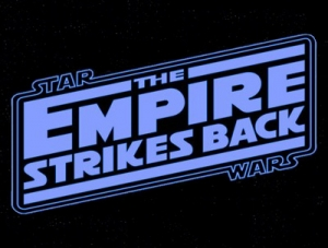 The Empire Strikes Back (1980 logo)