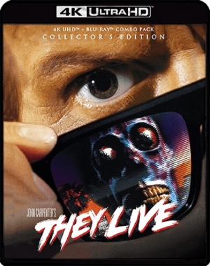 They Live (4K Ultra HD)