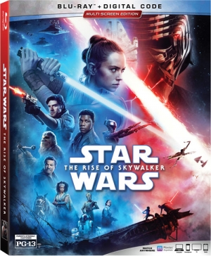 Star Wars: The Rise of Skywalker (Blu-ray Disc)