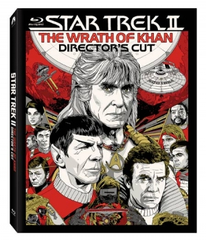 Star Trek II: The Wrath of Khan – Director's Edition on Blu-ray