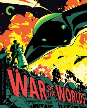 War of the Worlds (Criterion Blu-ray)