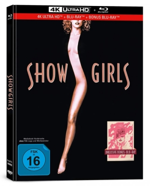 Showgirls (German 4K Ultra HD)