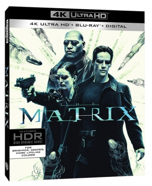 The Matrix (4K Ultra HD Blu-ray)