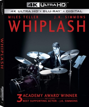 Whiplash (4K Ultra HD)