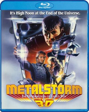 Metalstorm Blu-ray 3D