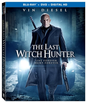 The Last Witch Hunter (Blu-ray Disc)