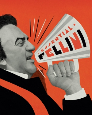 Criterion's Essential Fellini Blu-ray box set