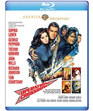 Operation Crossbow (Blu-ray Disc)