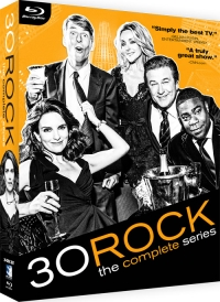 30 Rock: The Complete Series (Blu-ray Disc)