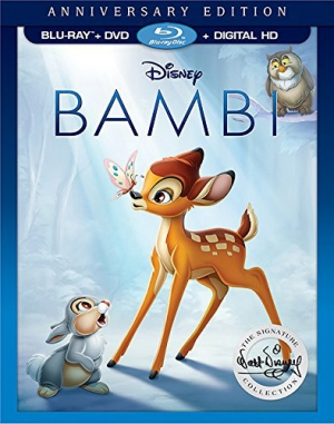 Bambi: Disney Signature Edition Blu-ray