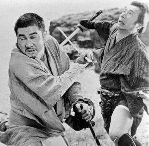 Zatoichi: The Blind Swordsman on Blu-ray!