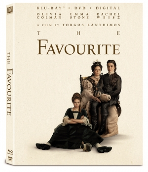 The Favourite (Blu-ray Disc)