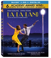 La La Land on Blu-ray Disc