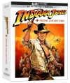 Indiana Jones 4-Film Collection (4K Ultra HD)