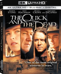 The Quick and the Dead (4K Ultra HD)