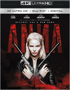 Anna (4K UHD Review)