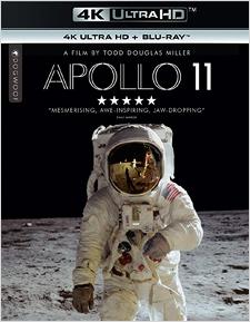 Apollo 11 (4K UHD Review) (UK Import)