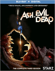 Ash vs Evil Dead: The Complete Third Season (Blu-ray Review)