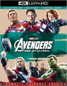 Avengers: Age of Ultron (4K UHD Review)