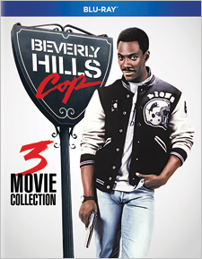 Beverly Hills Cop: 3-Movie Collection (Blu-ray Review)