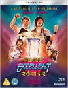 Bill & Ted's Excellent Adventure (UK import) (4K UHD Review)