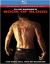 Book Of Blood: Original Director's Cut