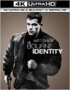 Bourne Identity, The (4K UHD)