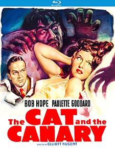 Cat and the Canary, The (1939) (Blu-ray Review)