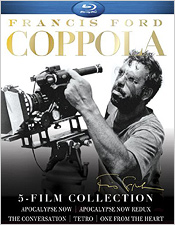 Coppola, Francis Ford: 5-Film Collection