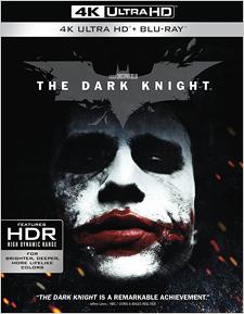 Dark Knight, The (4K UHD Review)