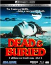 Dead & Buried: Limited Edition (4K UHD Review)