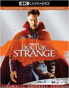 Doctor Strange (4K UHD Review)