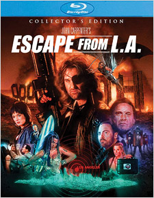Escape from L.A.: Collector's Edition (Blu-ray Review)