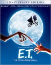 E.T. The Extra-Terrestrial: Anniversary Edition  (Blu-ray Review)