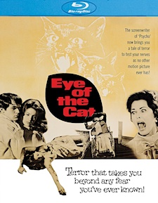 Eye of the Cat (Blu-ray Review)