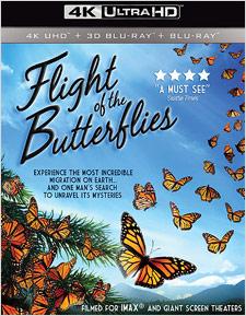 Flight of the Butterflies (4K UHD Review)