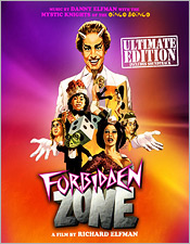 Forbidden Zone: Ultimate Edition